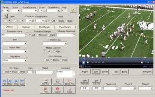 Easy-Scout Professional Version 3.5 Main Video Editor