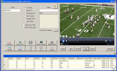Easy-Scout Pro Video Analyzer